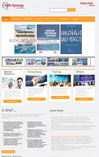 Corporate Website